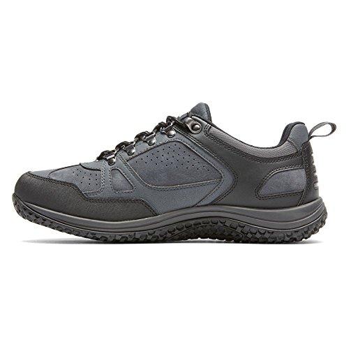 Rockport Mens Walk360 M Sneaker Dark Shadow / Griffin / Black 2