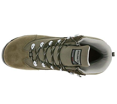Dolomite Gardena W´s WP Women's Trekking Shoes Brown 855652 20 041 5tuFzuKzbc
