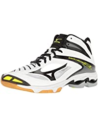 Men's Wave Lightning Z3 Mid Volleyball-Shoes