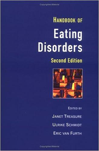 handbook of eating disorders