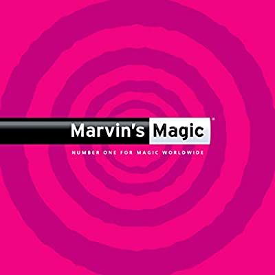 Marvin's Magic Wicked Pranks & Jokes, Multicolor: Toys & Games