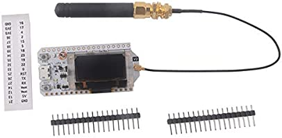 SX1276 0.96 LoRa Node 868-915MHZ OLED ESP32 WIFI Bluetooth Development Board