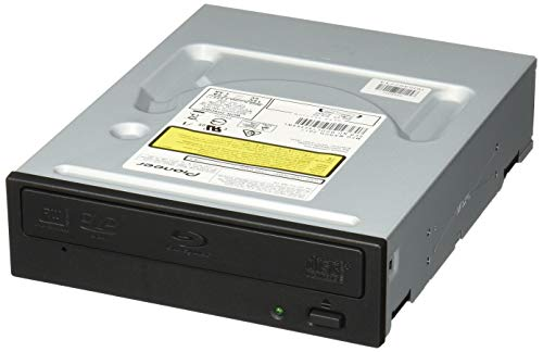 Pioneer BDR-209DBK-KIT 16X Blu-ray Writer Drive + Nero 12 Essentials Burning Software + Sata Cable Kit
