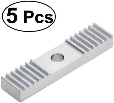 UEETEK 5pcs oxidación tratamiento aluminio aleación 3D impresora ...