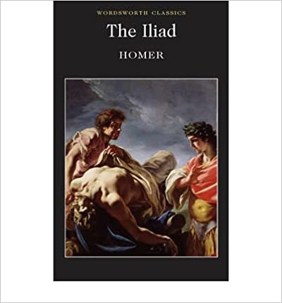 Iliad (Blm's Revw) (Paperback)(Oop) (Bloom's Reviews), Homer; See Editorial Dept