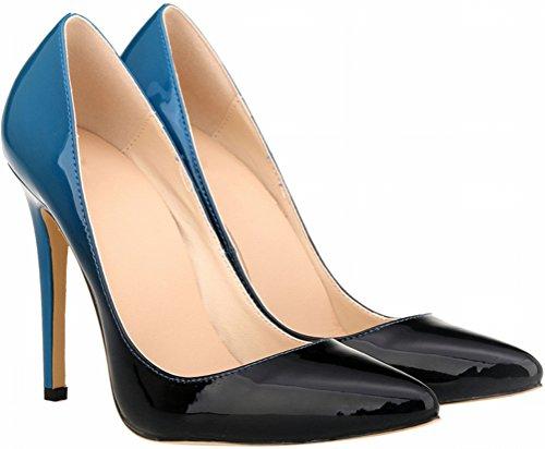 Bleu Bleu Nice Find 36 Sandales 5 Femme Compensées IIFqzX