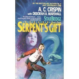 book cover of Serpent\'s Gift