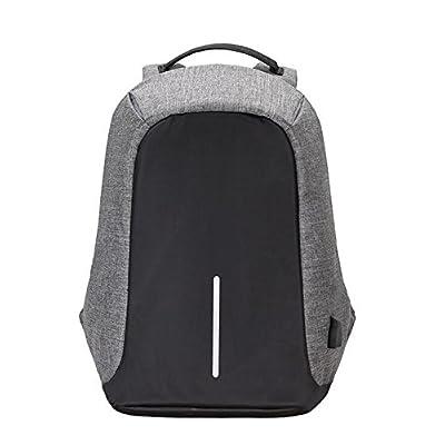 TTYY Outdoor sac à dos imperméable à l'eau anti-vol unisexe apprendre mouvement