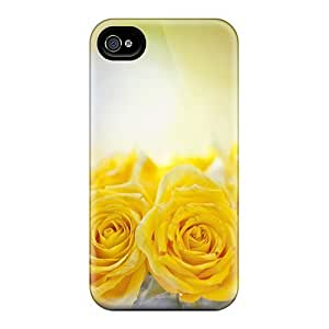 Forever Collectibles Yellow Splendor Hard Snap-on iphone 5c Case