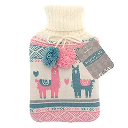 Mouse Fun /& Cuddly Hot Water Bottle in Luxurious Faux Fur Cute by Deseo 1 Litre