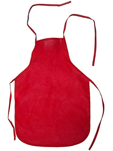 Buy ri novelty kid's red party activity apron