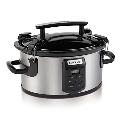 crock pot 6 quart cook and carry - 3