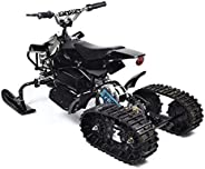 Snowmobiling, Snowmobile Crawler Type 24V12A Lithium Battery can Carry 155LB / Suitable for Children and Adult