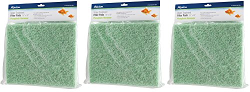 (3 Pack) Aqueon Phosphate Remover Water Treatment Pad (10