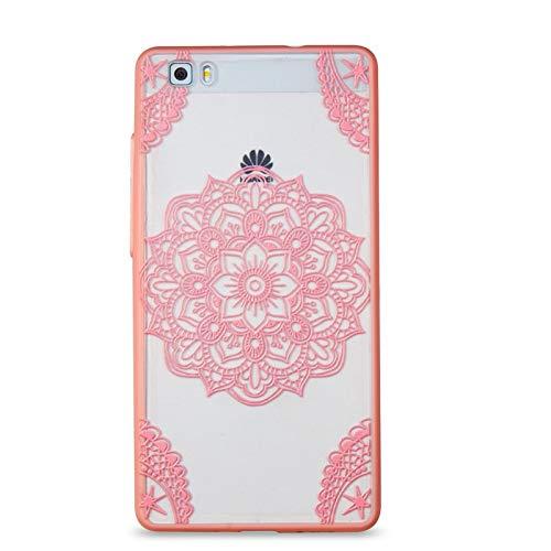 Amazon.com: for Samsung Case - Lace Black Rose 3D Phone Case ...