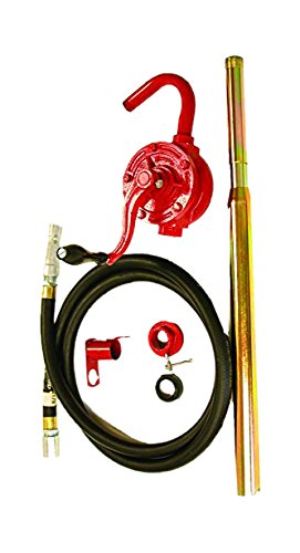 National-Spencer 963 Rotary Pump with Telescoping Tube, Hose and Holster by National-Spencer, Inc.