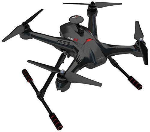 Walkera Scout X4 Carbon RTF FPV3 Edition for GoPro Flight