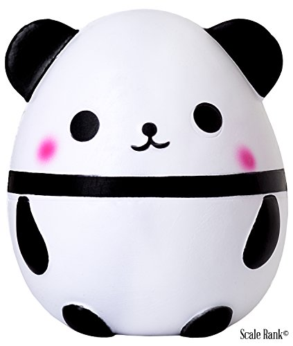 Tuko Jumbo Squishies Slow Rising Panda Squishy Kawaii Cream Scented Squishies Kids Toys Doll Gift Fun Collection Stress Relief Toy Hop Props, Decorative Props Large