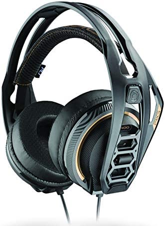 Plantronics Rig 400 Stereo Gaming Pc Headset Computers Accessories