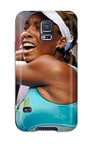 Galaxy Case - Tpu Case Protective For Galaxy S5- Venus Williams Tennis