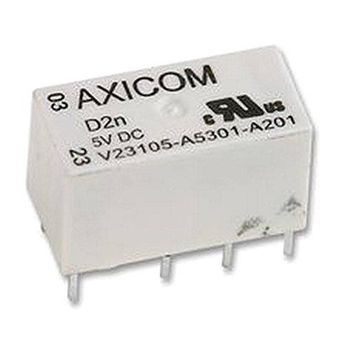 RELAY DPCO 12VDC Relays Power - General Purpose TE CONNECTIVITY / AXICOM20505