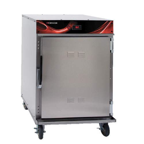 CRES Cor 780-HH-SS-DE Mobile Heated Holding Cabinet, Stainless Steel, Undercounter