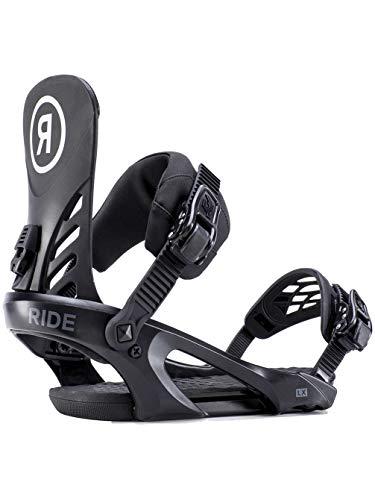 Ride LX Snowboard Bindings 2019 - X-Large/Black -