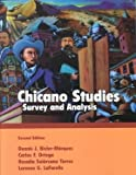 img - for Chicano Studies: Survey and Analysis book / textbook / text book