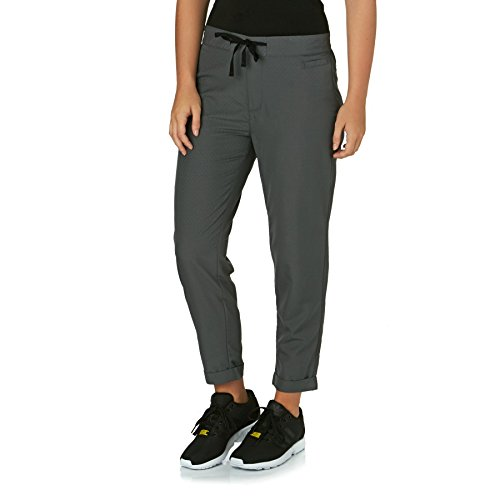 Hurley Dri.Fit Slouchy Pant, Color: Dark Grey, Size: 29
