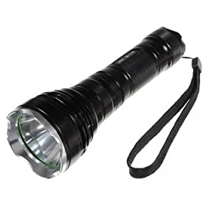 UltraFire CREE XM-L T6 1800lm 5 Modes LED Flashlight