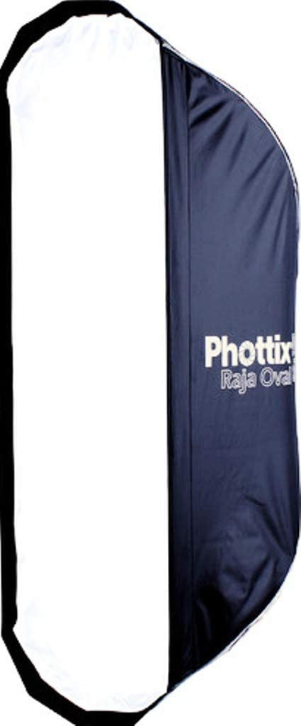Phottix Raja Oval Quick-Folding softbox 50x120cm 20x47 PH82731