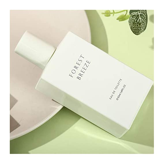 MINISO Color of life EDT Perfume for Women Long Lasting, Forest Breeze, 50ml
