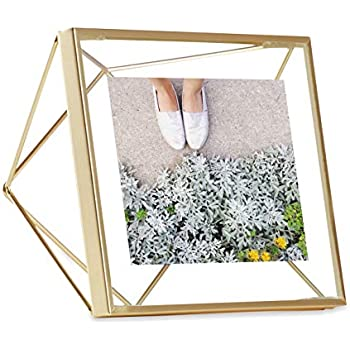 Amazon Com Umbra Prisma 4x4 Picture Frame For Desktop Or