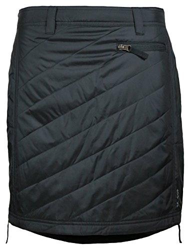 Skhoop Women's Sandy Short Skirt, Black, X-Large by Skhoop
