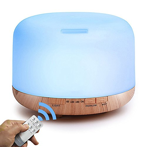 Large capacity oil diffuser