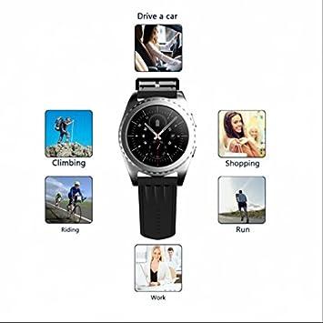 Ejercicio Smartwatch para hombre y mujer, rastreador de ...