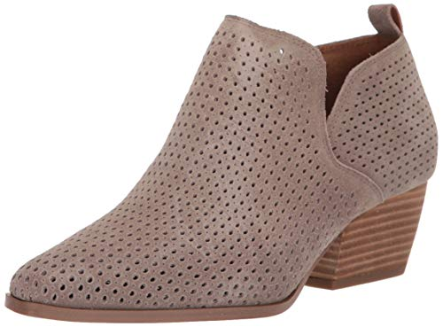 Franco Sarto Women's Dingo Ankle Boot, Cocco Suede, 8.5 M US