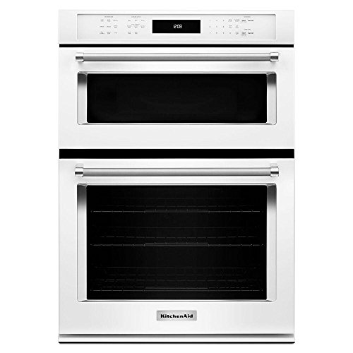"Kitchenaid - 30"" Single Electric Convection Wall Oven With B"