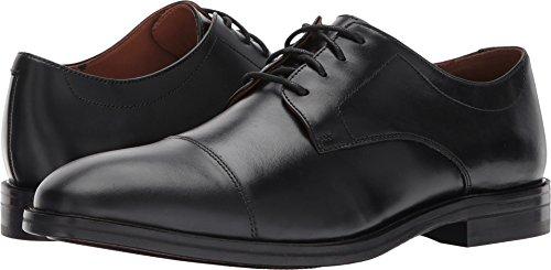 Bostonian Men's Mckewen Cap Oxford, Black Leather, 8.5 Medium (Bostonian Mens Dress Shoes)
