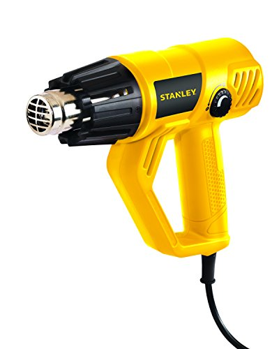 STANLEY STXH2000 2000W Variable Speed Heat Gun (Yellow and Black) 1