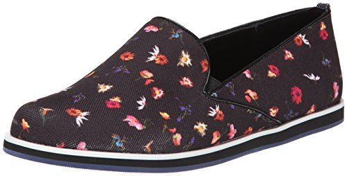 Floral Rebecca Rm Minkoff Sneaker Sable RM Women Fashion Canvas Floral 7ZHqB