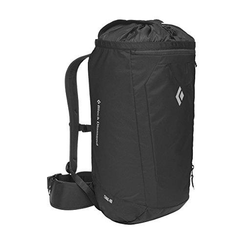 Black Diamond Unisex Crag 40 Backpack Black MD/LG
