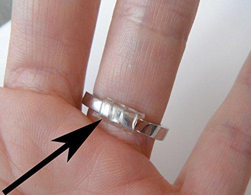 Amazoncom RinGuard Ring Size Adjuster with Jewelry Polishing Cloth