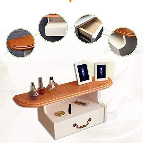SED Mesa pequeña multifunción Mesa de Estudio de Maquillaje, vestidor para el hogar y Mesa de Estudio Simple de...