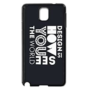 design is how you see the world Samsung Galaxy Note 3 Cell Phone Case Black yyfD-331969