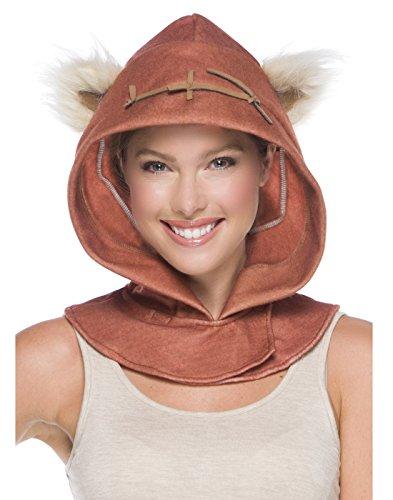 Rubie's Adult Star Wars Ewok Hood ()