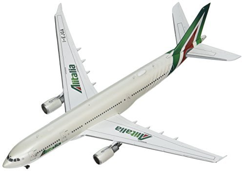 Gemini Jets GJAZA1530 Alitalia Airbus A330-200 I-EJGA 1:400 Diecast Model by Gemini Jets