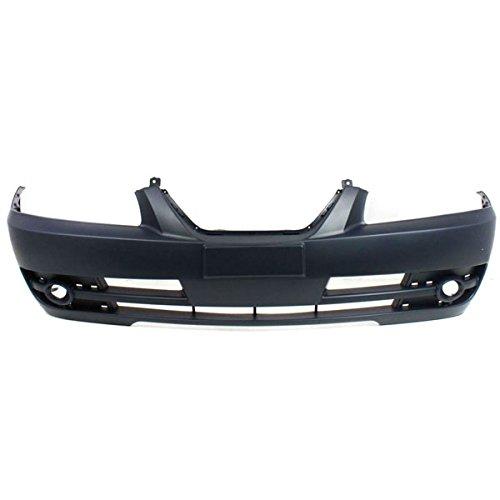 Koolzap For CAPA Front Bumper Cover Primed 04-06 Elantra Sedan HY1000148 865102D502