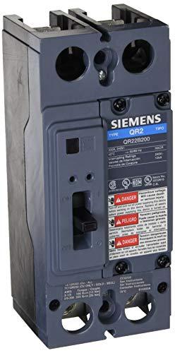 Siemens Circuit Case Molded Breakers - Siemens US2:QR22B200W Molded Case Circuit Breaker Color