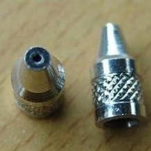 10pcs 1mm Nozzle Iron Tips for Electric Vacuum Solder Sucker/Desoldering Pump